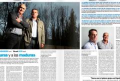 Publicación nº70 del periódico del Grupo Serca