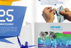 Revista 25 Aniversario ARAVI