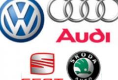 Volkswagen coches afectados